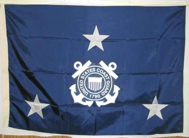 2a84e5fd6d2 US Coast Guard Vice Admiral flag