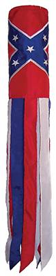 confederate flag windsock