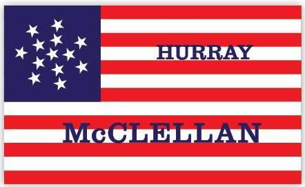 civil war union flags