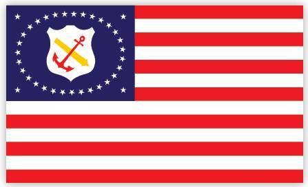 69th New York Infantry 34 Star Civil War Flag Set Irish Brigade Flags