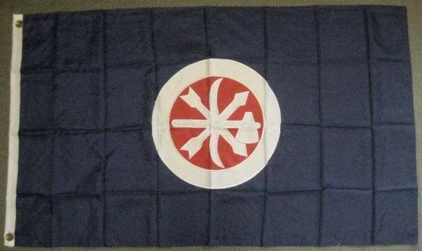 Choctaw Braves flag
