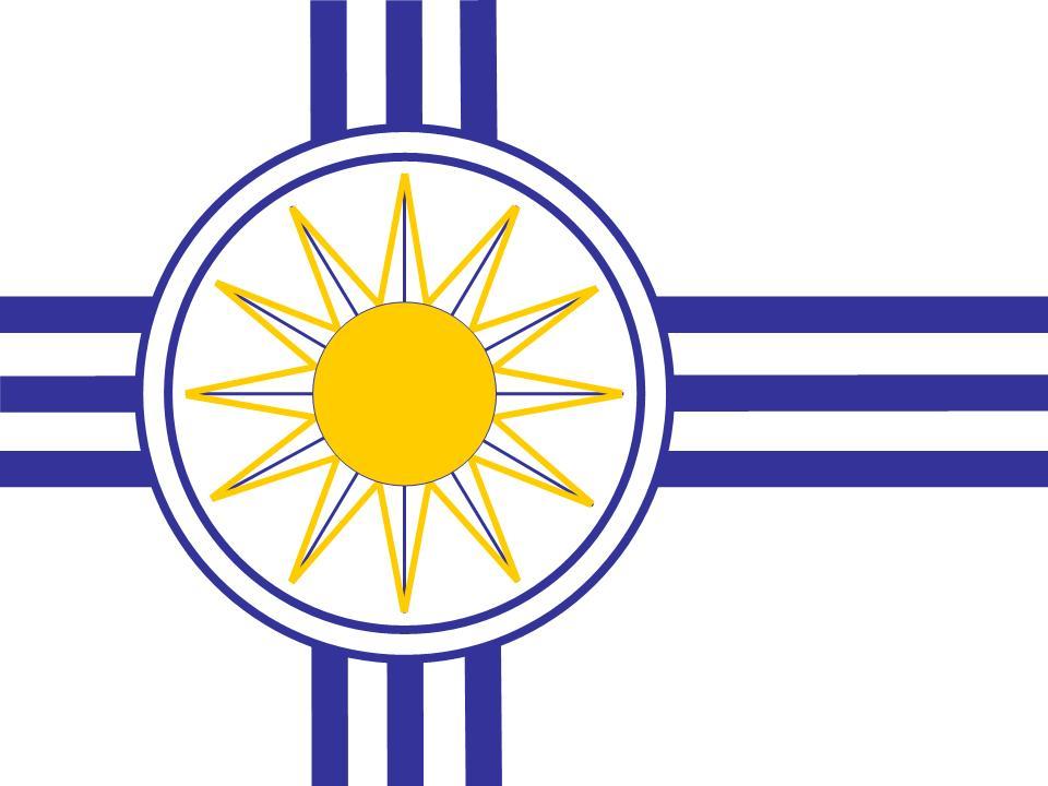 Mormons Symbol Religious Flag...