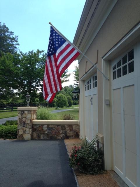 Flagpole Holder Holders Flag Brackets