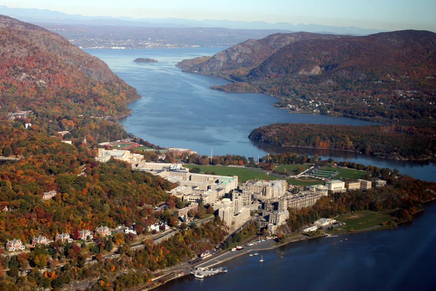 West Point and the Hudson River Valley: The Key To The ...